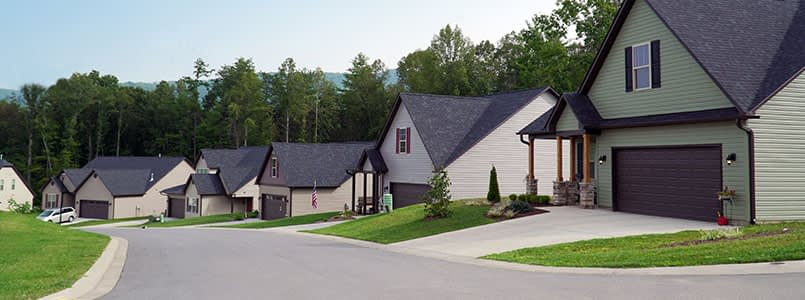 Affordable New Homes North Asheville