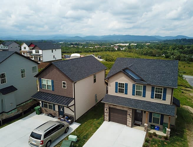 new homes near asheville