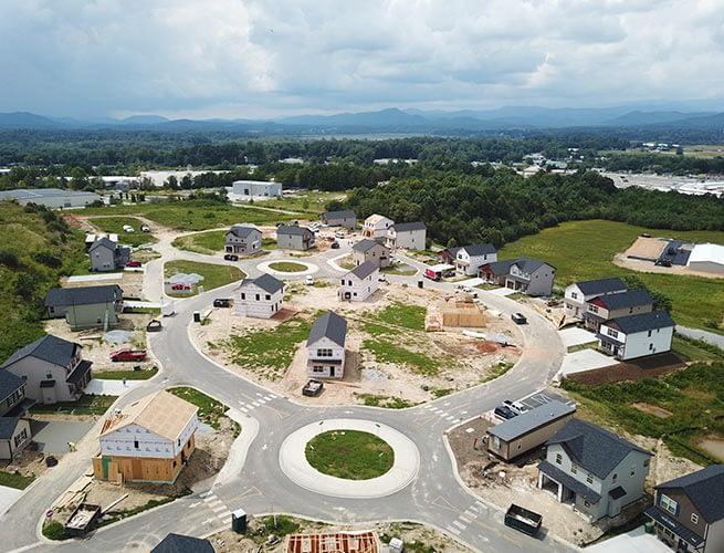 new homes near asheville