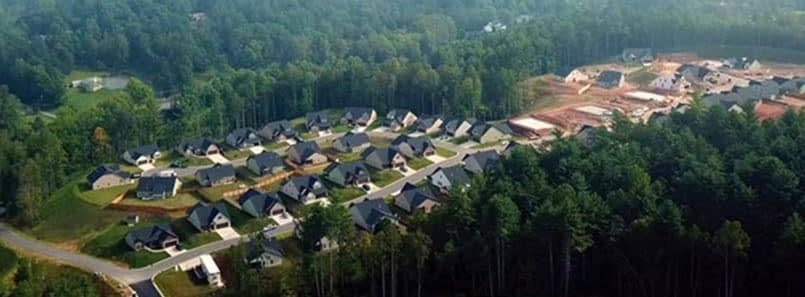 New Housing Developments In Asheville NC