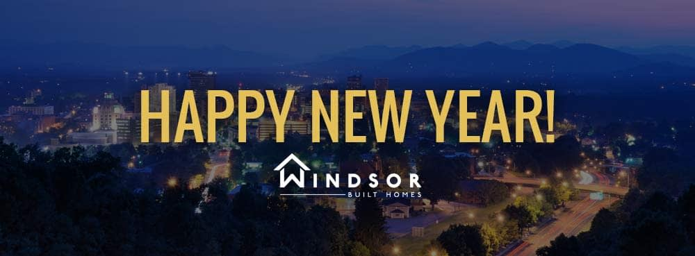 New Year, New Home Near Asheville