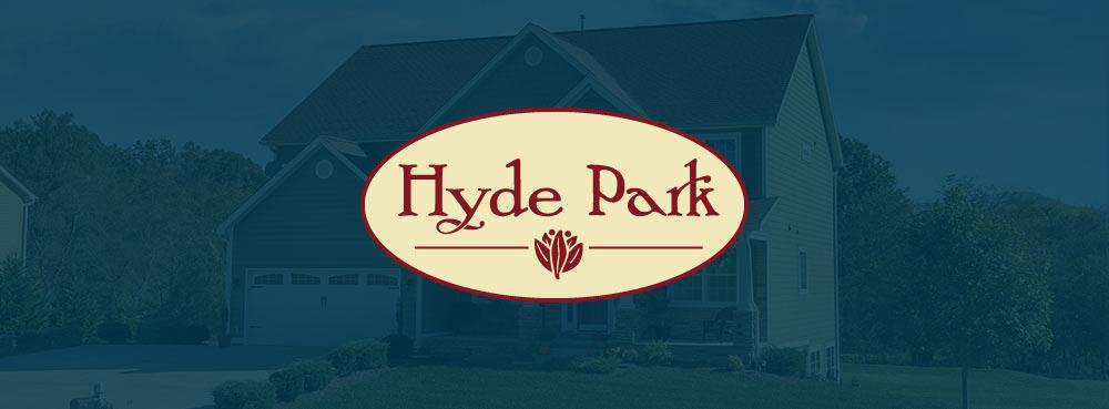 Hyde Park Builder Windsor Built Homes