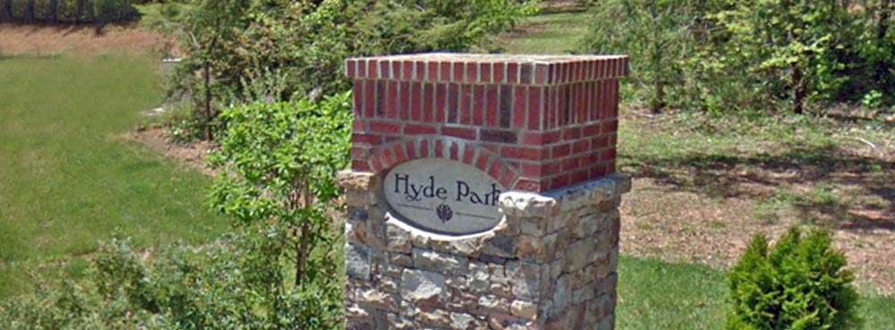 Hyde Park New Homes In Asheville