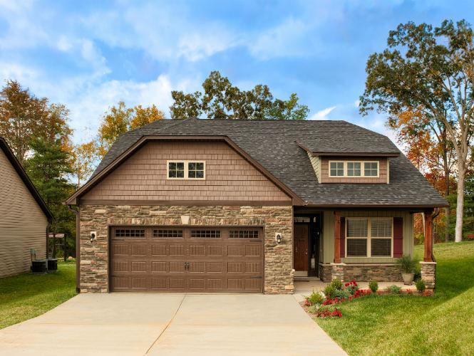 hampton cottage style home