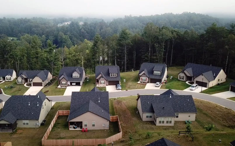Affordable New Home In Weaverville NC