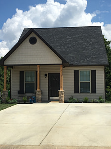 new home in johnson city