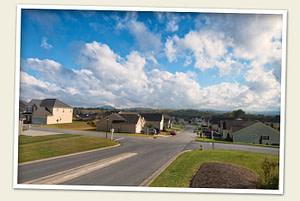 Windsor Built Homes near asheville nc