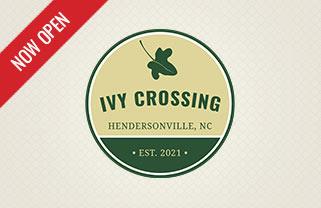 ivy crossing now open