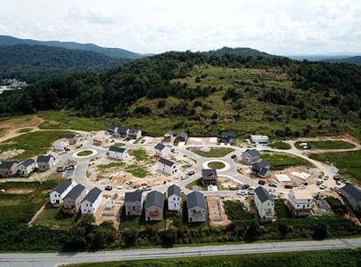 New Homes near Asheville NC