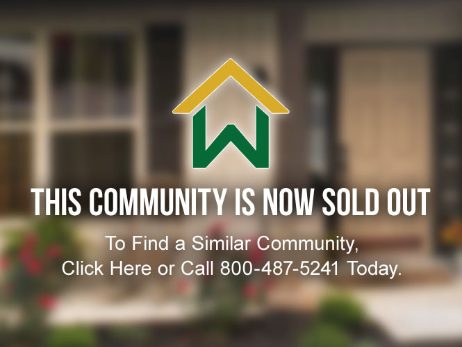 Sold Out Windsor Built Communities