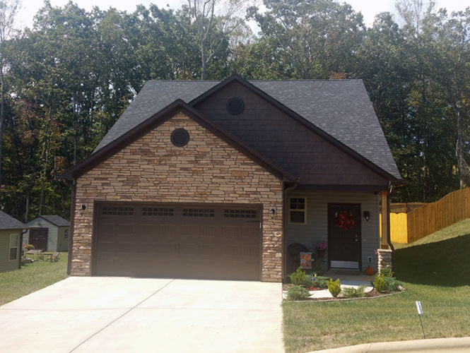 Somerset Floor plan - new homes in Asheville