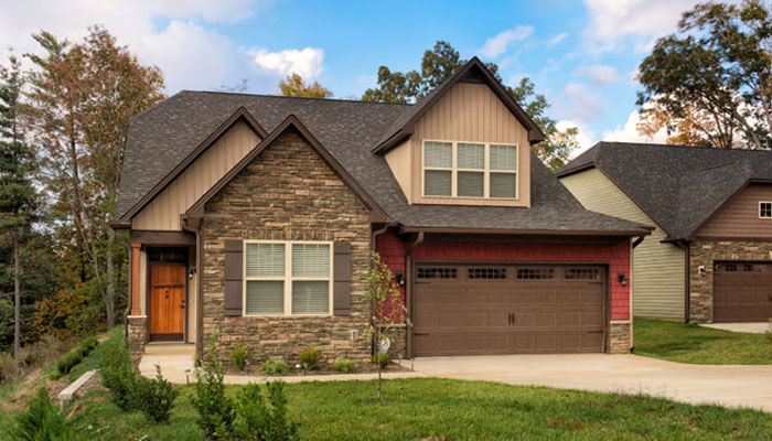 new homes in weaverville nc
