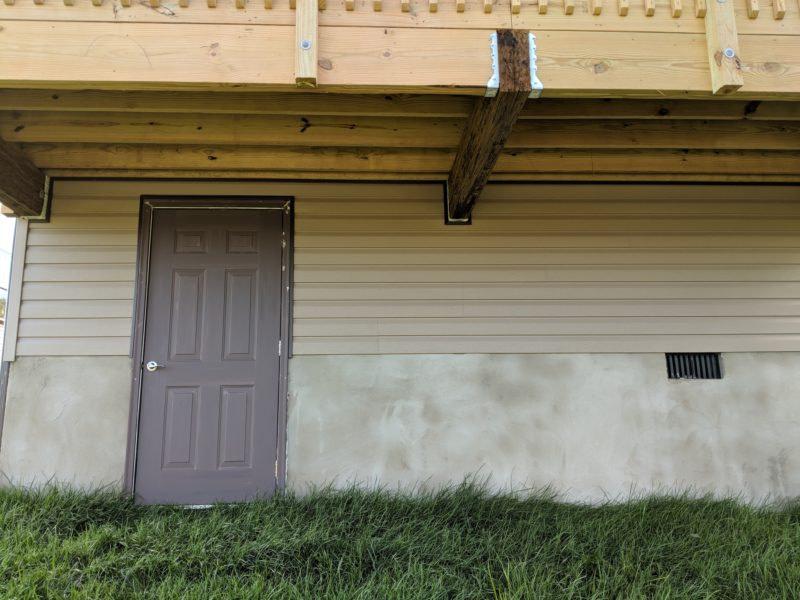 Crawl Space Door Maple Trace Weaverville SC