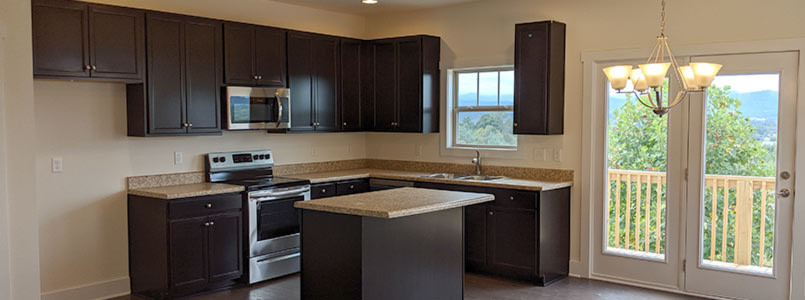 Affordable New Construction Home Asheville
