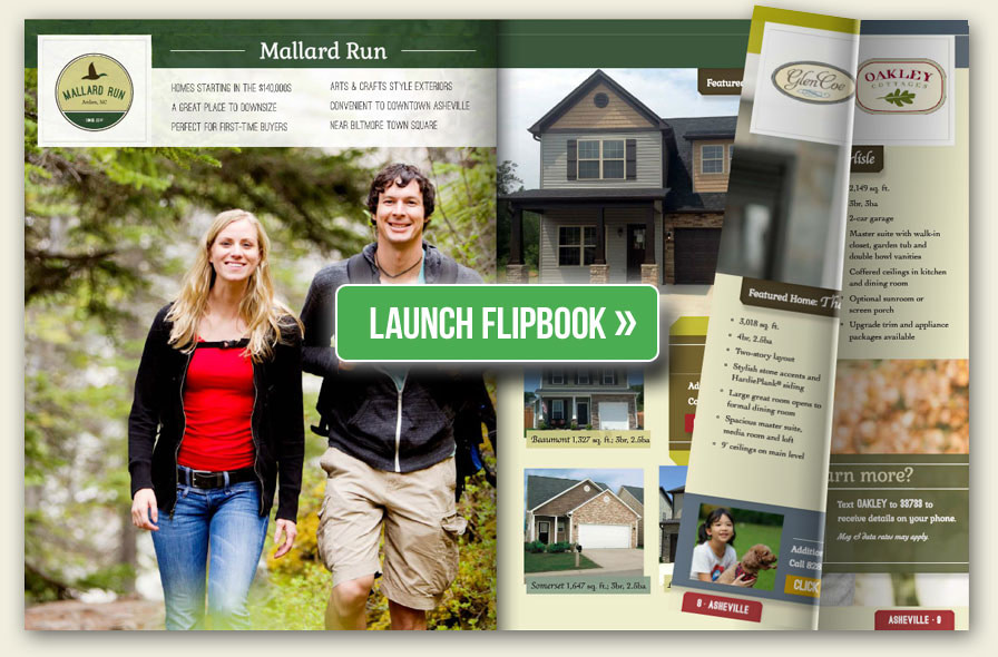 Windsor Built Homes @Home Magazine