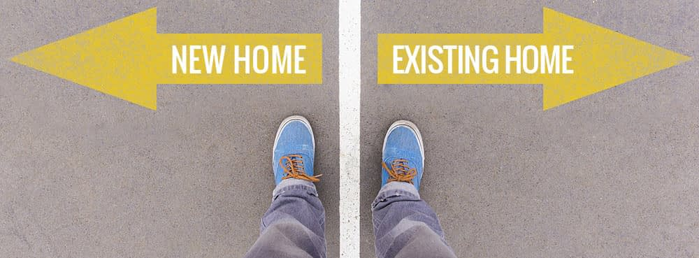 Why Buy A New Home?