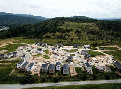 New Homes near Asheville NC