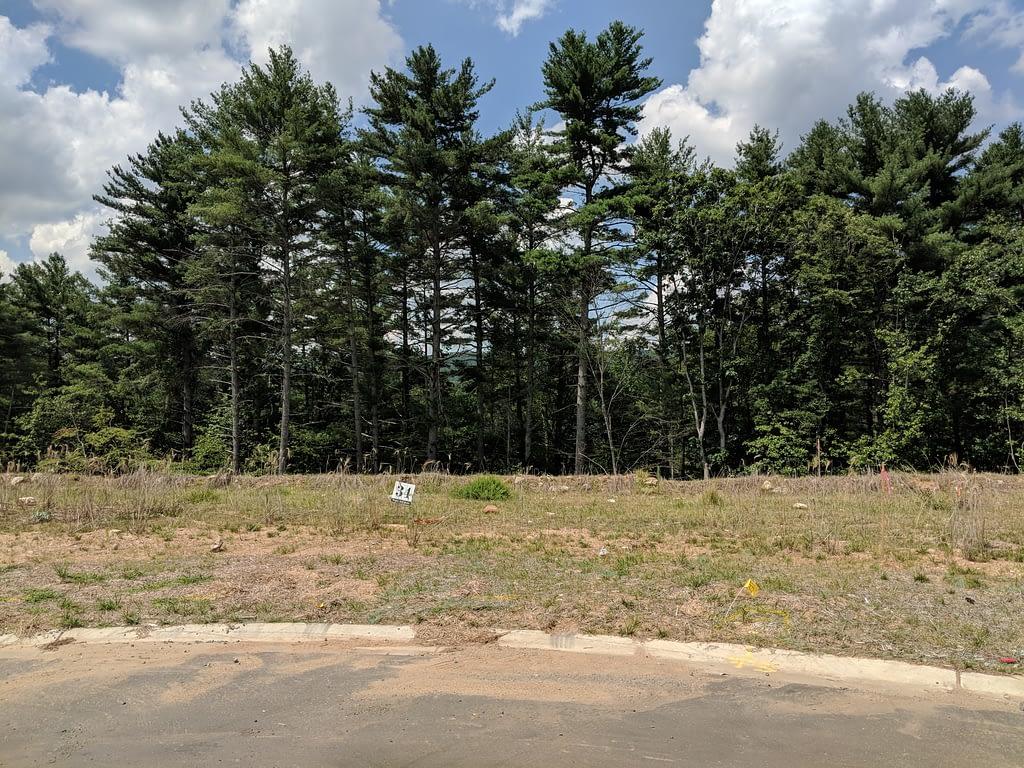 Frontyard In Cul-De-Sac Maple Trace Weaverville NC
