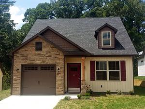 new homes in asheville floorplan