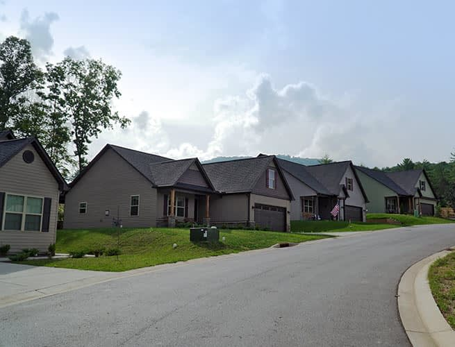 Maple-Trace New Home - Weaverville NC