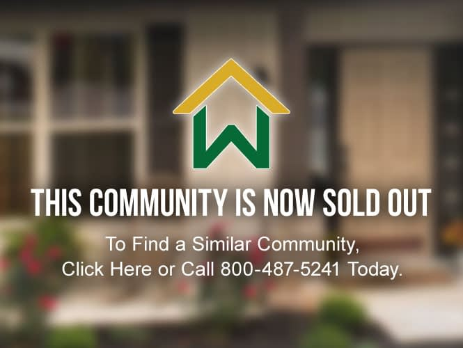 Sold Out Windsor Built Communities