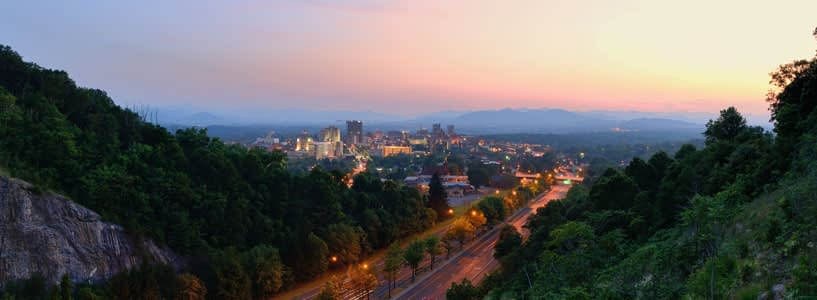 Welcome To Asheville NC